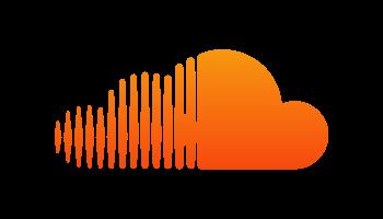 Logo de la plateforme d'écoute de musique en ligne, Soundcloud