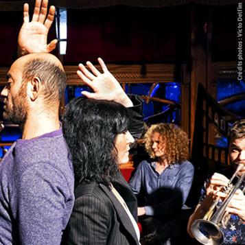 Photo du groupe Mon côté punk qui se produira au festival musique & vins du Festapic