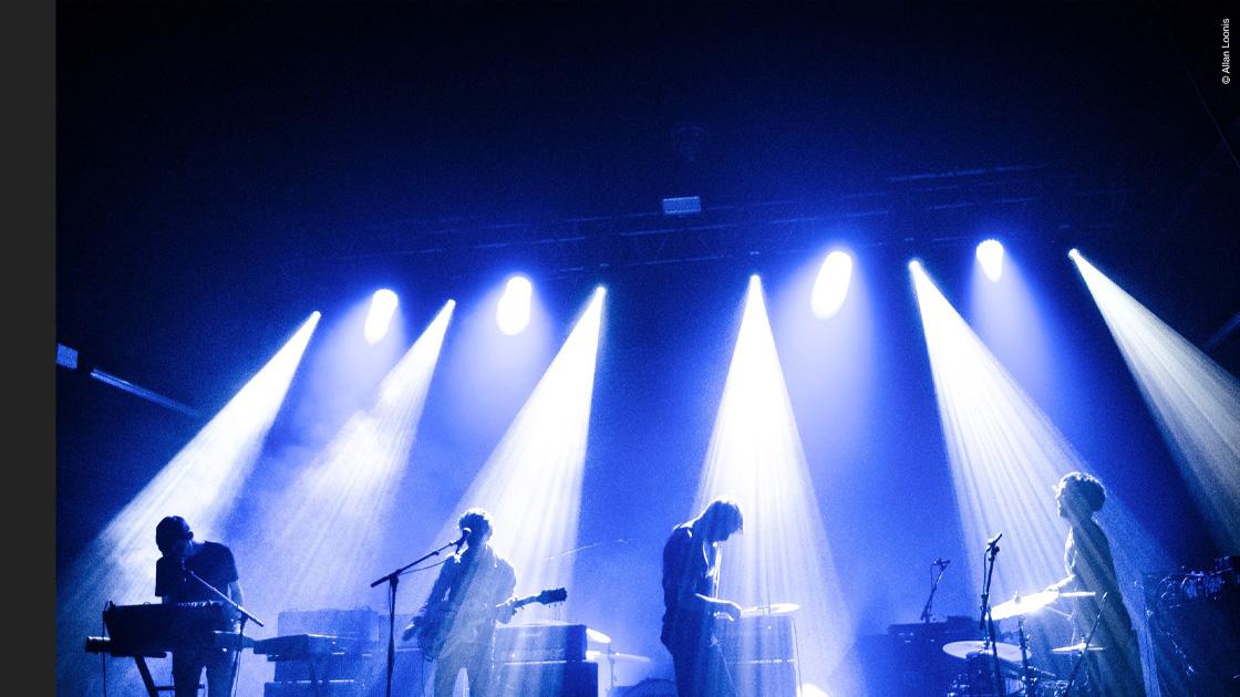 Photo du groupe Oceanic Memory qui se produira au festival musique & vins du Festapic