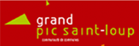 Logo de la Communauté des Communes du Grand Pic Saint-Loup