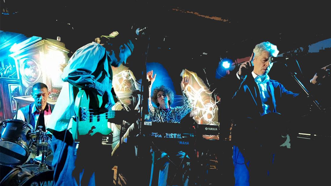 Photo du groupe The Margoulians qui se produira au festival Festapic 2019