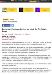 Article paru sur le site https://www.spectable.com